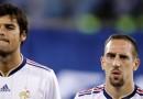Yoann Gourcuff a démenti avoir eu des problèmes avec Franck Ribéry