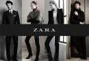 Zara boutique en ligne ouverte !